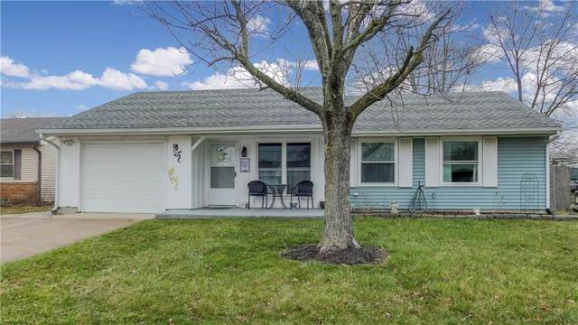 5025 Pappas Drive, Indianapolis, IN 46237 (MLS #21701254) :: Richwine Elite Group