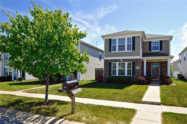 15430 Gallow Lane, Noblesville, IN 46060 (MLS #21701302) :: The Evelo Team