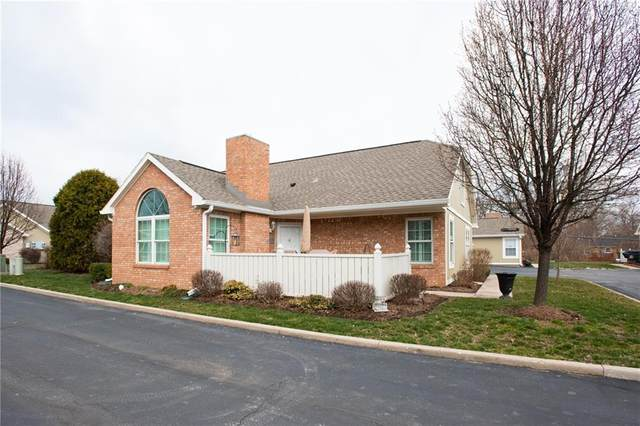 7346 Chapel Villas Drive D, Indianapolis, IN 46214 (MLS #21701310) :: The ORR Home Selling Team