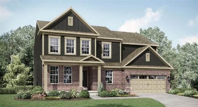 9750 Ridgecrest Lane, Mccordsville, IN 46055 (MLS #21701332) :: David Brenton's Team