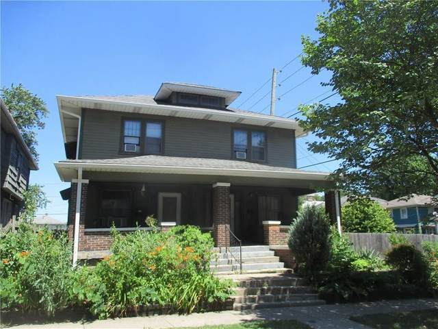 1430-1432 Sturm Avenue, Indianapolis, IN 46201 (MLS #21701434) :: Anthony Robinson & AMR Real Estate Group LLC