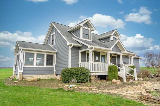 5392 S 725 W, Morgantown, IN 46160 (MLS #21701450) :: Richwine Elite Group