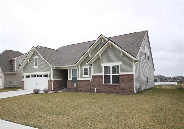 1251 Avocet Drive, Greenwood, IN 46143 (MLS #21701471) :: The Indy Property Source