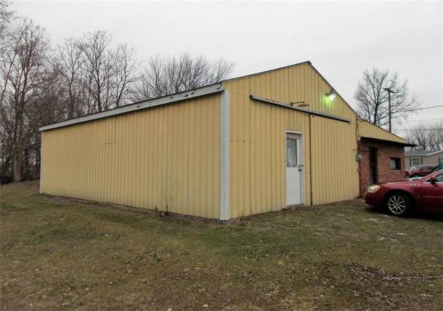 3305 N Washington Street, Butlerville, IN 47223 (MLS #21701485) :: The Indy Property Source
