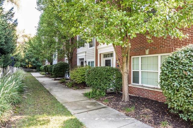 2380 The Springs Drive #3, Indianapolis, IN 46260 (MLS #21701495) :: The ORR Home Selling Team