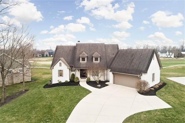 11145 Ravenna Way, Indianapolis, IN 46236 (MLS #21701524) :: The Evelo Team