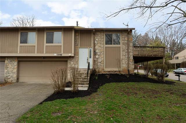 3146 Stillmeadow Drive, Indianapolis, IN 46214 (MLS #21701546) :: The ORR Home Selling Team