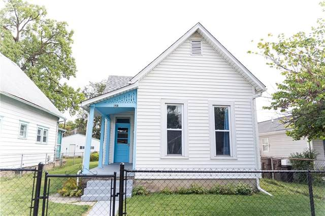 631 Holly Avenue, Indianapolis, IN 46221 (MLS #21701552) :: Richwine Elite Group