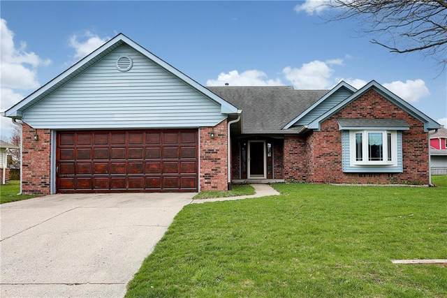 8610 Spend A Buck Drive, Indianapolis, IN 46217 (MLS #21701560) :: The Indy Property Source