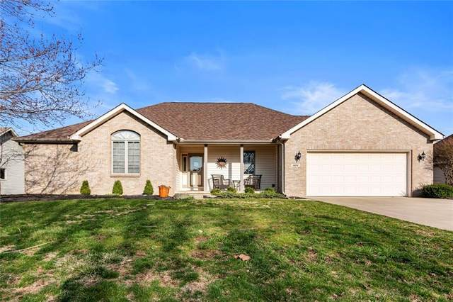 604 S Greenland, Yorktown, IN 47396 (MLS #21701580) :: The ORR Home Selling Team