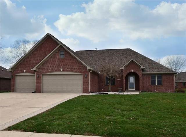1321 Rosewood Lane, Mooresville, IN 46158 (MLS #21701605) :: Mike Price Realty Team - RE/MAX Centerstone