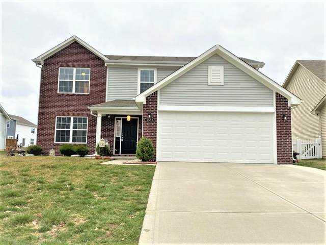 1883 Silverton Drive, Avon, IN 46123 (MLS #21701618) :: The ORR Home Selling Team
