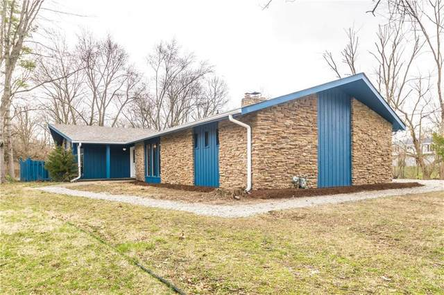 8319 S Delaware Street, Indianapolis, IN 46227 (MLS #21701622) :: Anthony Robinson & AMR Real Estate Group LLC