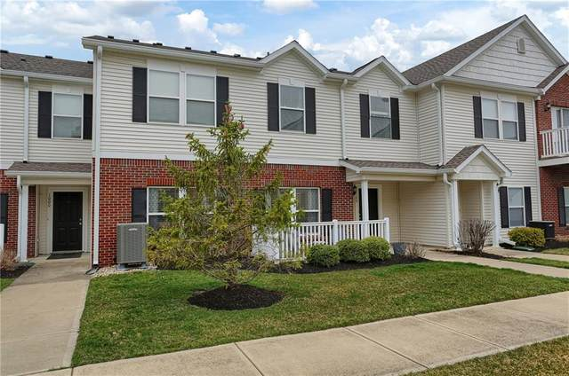 12155 Pebble Street #1100, Fishers, IN 46038 (MLS #21701662) :: The ORR Home Selling Team