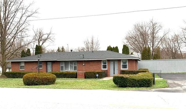 2906 E 8 Street, Anderson, IN 46012 (MLS #21701701) :: The ORR Home Selling Team