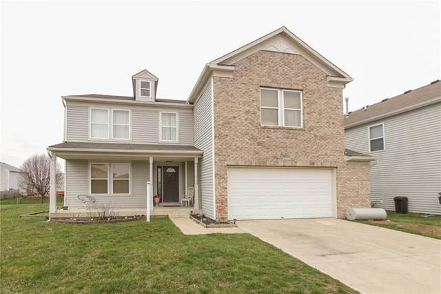 1942 Fountain Circle, Greenwood, IN 46143 (MLS #21701716) :: The Indy Property Source