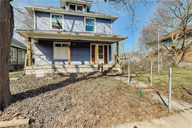 622 N Bosart Avenue, Indianapolis, IN 46201 (MLS #21701735) :: Anthony Robinson & AMR Real Estate Group LLC