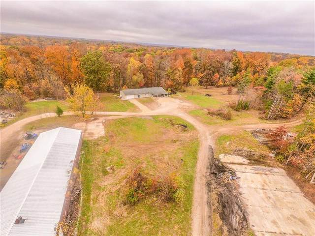 993 Eagle Crest Lane, Spencer, IN 47460 (MLS #21701751) :: Mike Price Realty Team - RE/MAX Centerstone