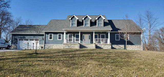 3252 W County Road 500 S, Clayton, IN 46118 (MLS #21701770) :: The Indy Property Source