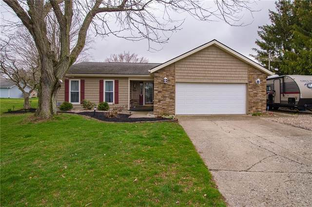 1360 Gull Court, Cicero, IN 46034 (MLS #21701793) :: Anthony Robinson & AMR Real Estate Group LLC