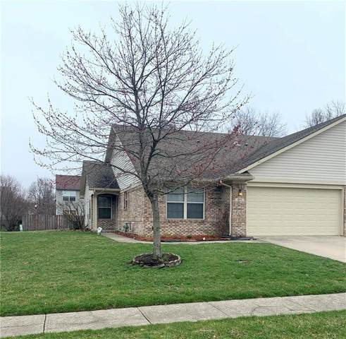 1217 Brittany Circle A, Brownsburg, IN 46112 (MLS #21701800) :: The ORR Home Selling Team