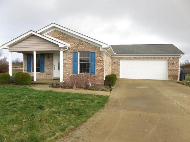 9508 W Canter Court, Yorktown, IN 47396 (MLS #21701825) :: The ORR Home Selling Team