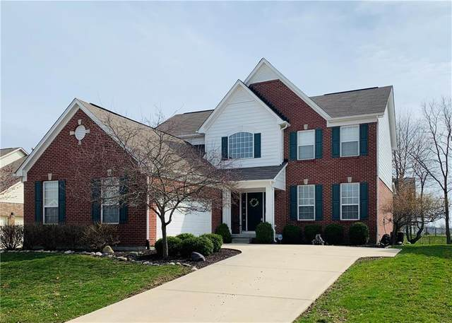 10219 Landis Boulevard, Fishers, IN 46040 (MLS #21701862) :: Anthony Robinson & AMR Real Estate Group LLC
