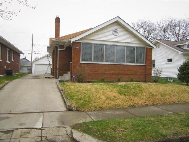 1118 N Drexel Avenue, Indianapolis, IN 46201 (MLS #21701875) :: The Indy Property Source