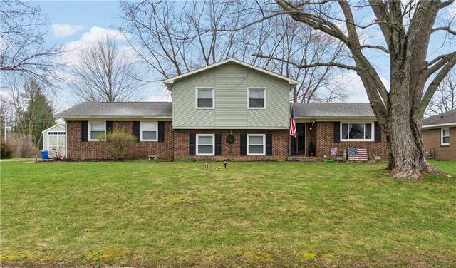4595 Redbud Lane, Brownsburg, IN 46112 (MLS #21701886) :: Mike Price Realty Team - RE/MAX Centerstone