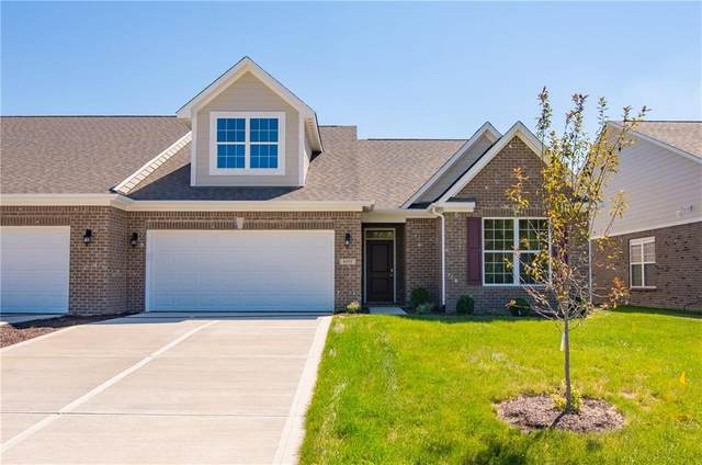 6351 Filly Circle, Indianapolis, IN 46260 (MLS #21701935) :: Dean Wagner Realtors