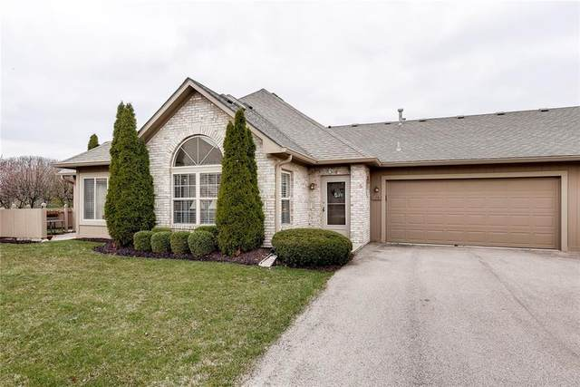 11282 Wareham Court, Fishers, IN 46038 (MLS #21701937) :: The ORR Home Selling Team