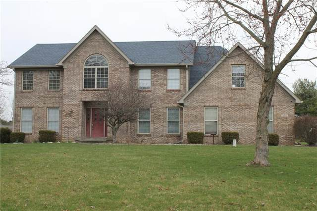 3515 S Southway Drive, New Palestine, IN 46163 (MLS #21701938) :: The Indy Property Source