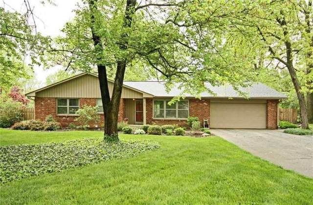 6126 N Emerson Avenue, Indianapolis, IN 46220 (MLS #21701950) :: The Evelo Team
