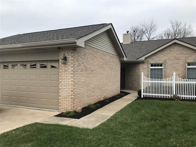 923 Kirkpatrick Place Q, Greenfield, IN 46140 (MLS #21701982) :: AR/haus Group Realty