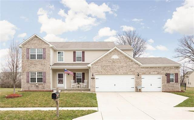 1867 Archbury Drive, Avon, IN 46123 (MLS #21701992) :: The ORR Home Selling Team