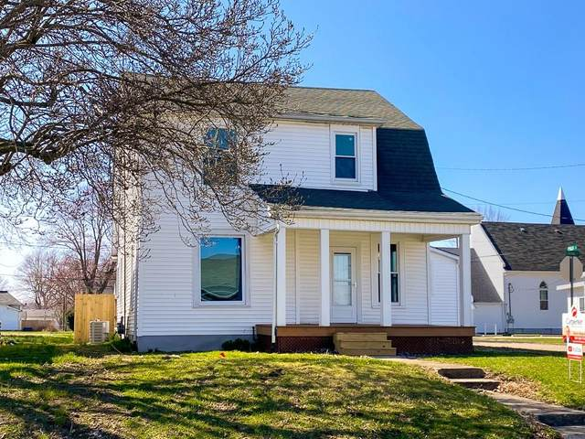 212 S Canal Street, Alexandria, IN 46001 (MLS #21702090) :: The ORR Home Selling Team