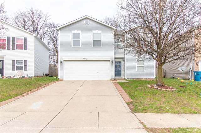 9006 Orchid Bloom Place, Indianapolis, IN 46231 (MLS #21702114) :: David Brenton's Team