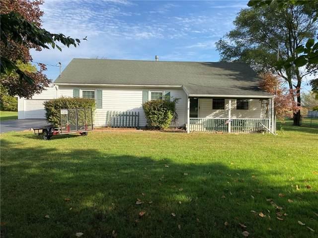 10604 E Jackson Street, Selma, IN 47383 (MLS #21702133) :: The ORR Home Selling Team
