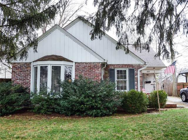 6167 N Park Avenue, Indianapolis, IN 46220 (MLS #21702144) :: The Evelo Team