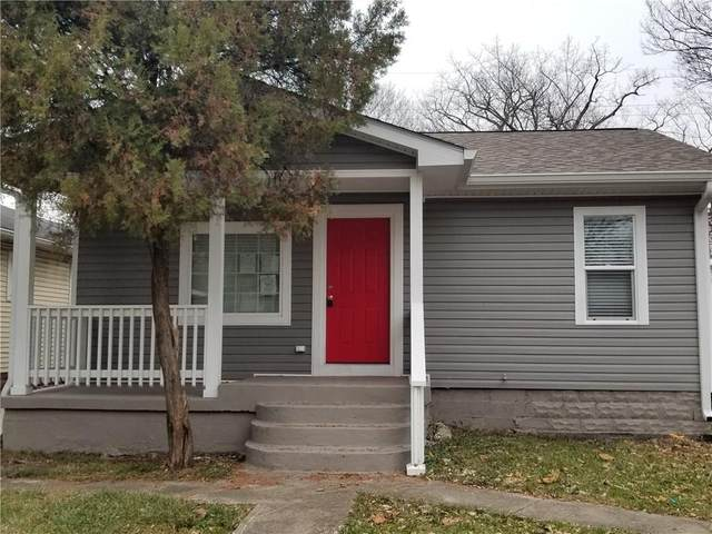 2436 Highland Place, Indianapolis, IN 46208 (MLS #21702161) :: The ORR Home Selling Team