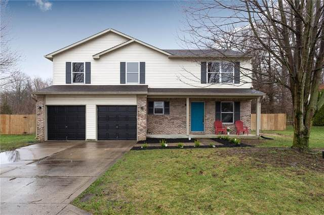 2031 W 66TH Street, Indianapolis, IN 46260 (MLS #21702167) :: Richwine Elite Group
