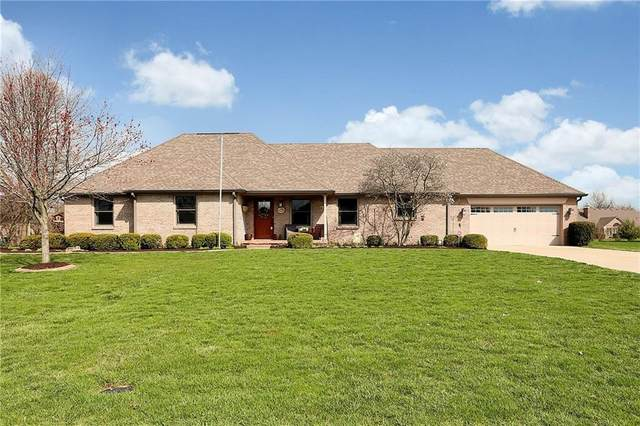 5308 W Granite Court, New Palestine, IN 46163 (MLS #21702196) :: Your Journey Team