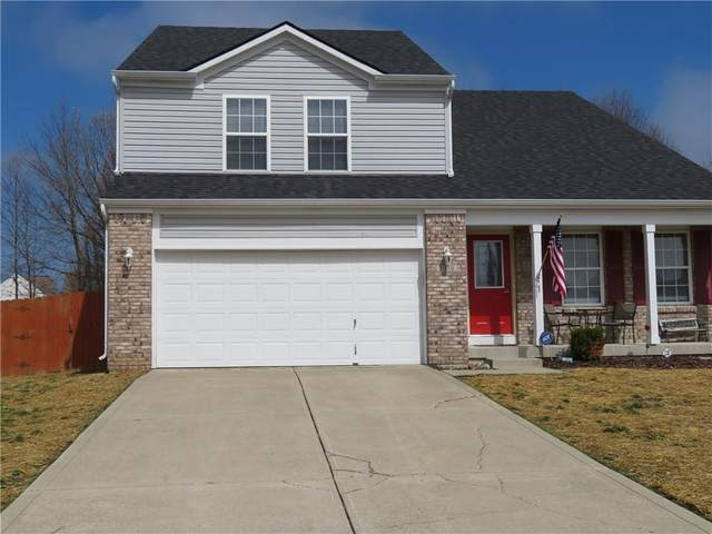 3070 Mcintosh Drive, Bargersville, IN 46106 (MLS #21702216) :: The Indy Property Source