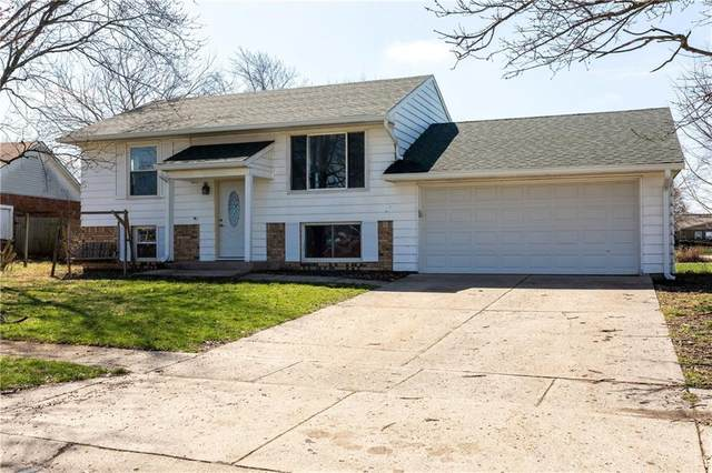 448 Village Road, Bargersville, IN 46106 (MLS #21702222) :: The Indy Property Source