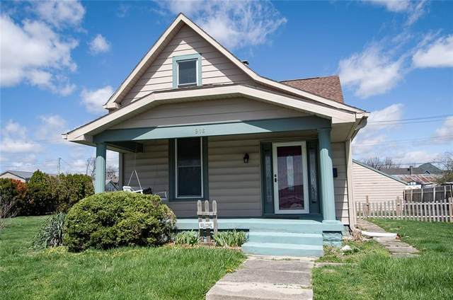 916 W Main Street, Greenfield, IN 46140 (MLS #21702231) :: AR/haus Group Realty
