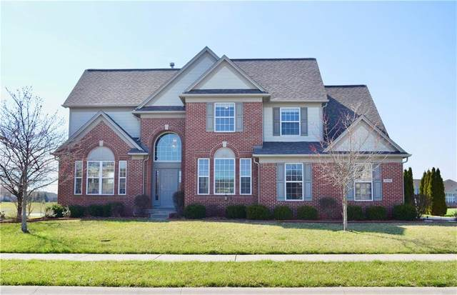 4704 Pebblepointe Pass, Zionsville, IN 46077 (MLS #21702240) :: Your Journey Team