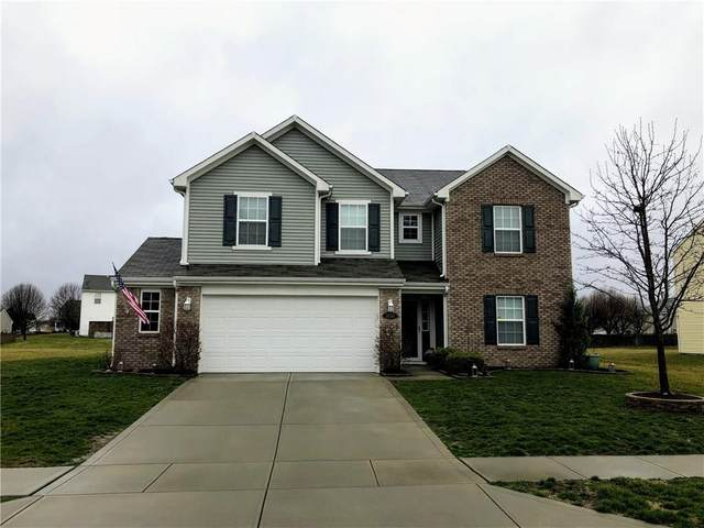 1850 Archbury Drive, Avon, IN 46123 (MLS #21702257) :: AR/haus Group Realty