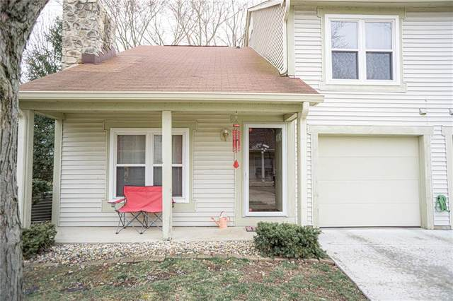 7956 Valley Farms Court, Indianapolis, IN 46214 (MLS #21702278) :: The ORR Home Selling Team