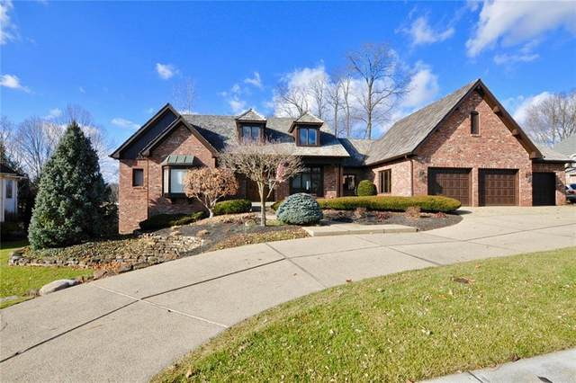 13630 Smokey Hollow Place, Carmel, IN 46033 (MLS #21702285) :: HergGroup Indianapolis