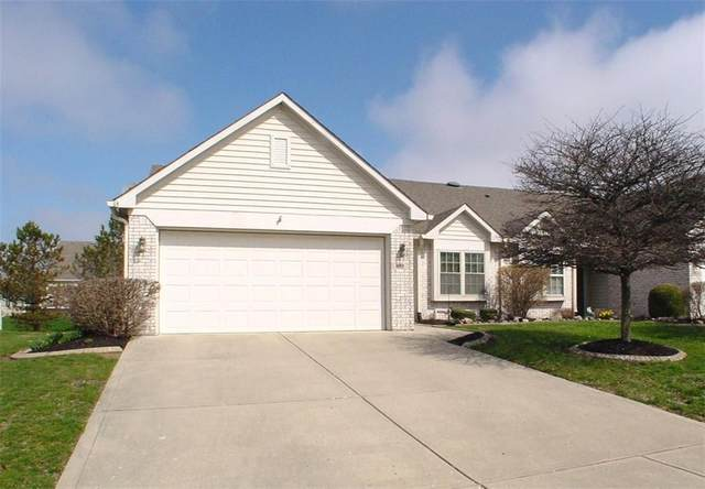 1688 Grindstone Way, Greenfield, IN 46140 (MLS #21702297) :: AR/haus Group Realty